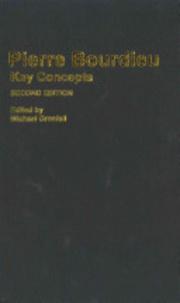 Michael Grenfell - Pierre Bourdieu - Key Concepts.