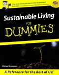 Michael Grosvenor - Sustainable Living For Dummies.