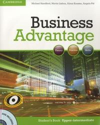 Deedr.fr Business Advantage - Student's Book Upper Intermediate Image