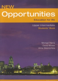 Michael Harris - New Opportunities - Upper Intermediate Student's Book.