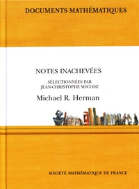 Michael Herman - Notes inachevées.
