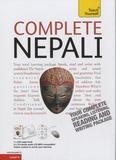 Michael Hutt - Teach Yourself - Complete Nepali. 2 CD audio MP3