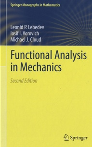 Functional Analysis in Mechanics.pdf