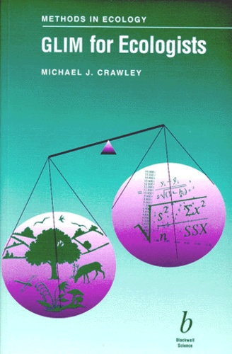 Michael-J Crawley - GLIM FOR ECOLOGISTS. - Disk included.