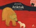 Michael Knight et Michel Montoyat - Atitak. 1 CD audio