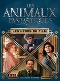 Michael Kogge - Les animaux fantastiques - Les héros du film.