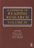 Michael L Kamil - Handbook of Reading Research - Volume 4.