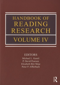 Michael L Kamil - Handbook of Reading Research - Volume 4.
