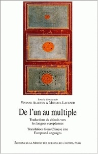 De lun au multiple. Traduction du chinois vers les langues européennes : Translation from Chinese into European Languages.pdf