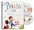 Michael Lonsdale et Delphine Rich - Poésies de notre enfance. 2 CD audio