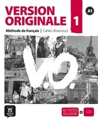 Michaël Magne et Marie-Laure Lions-Olivieri - Version Originale 1 - Cahier d'exercices.