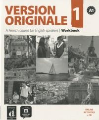 Michaël Magne et Marie-Laure Lions-Olivieri - Version Originale 1 - Workbook. 1 CD audio