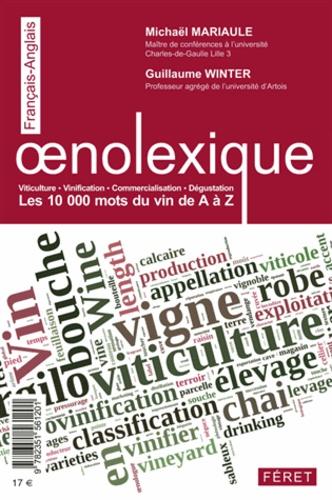 oenolexique  les 10 000 mots du vin de a  u00e0 z