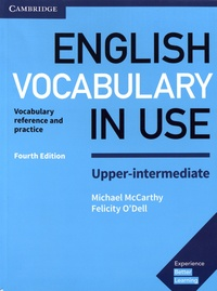 Ebook magazine francais télécharger English vocabulary in use upper-intermediate  - Vocabulary reference and practice with answers 9783125410213