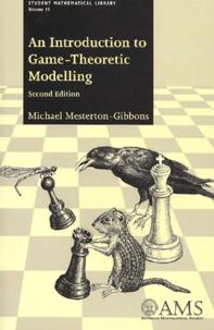 Michael Mesterton-Gibbons - .