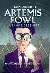 Michael Moreci et Stephen Gilpin - Artemis Fowl : la bande dessinée Tome 1 : .