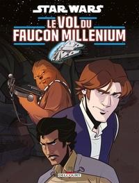 Michael Moreci et Arianna Florean - Star Wars  : Le Vol du Faucon Millenium.