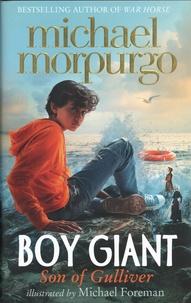 Ibooks téléchargements gratuits Boy Giant  - Son of Gulliver