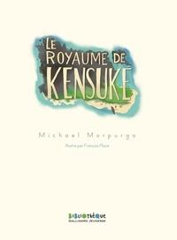 Michael Morpurgo - Le royaume de Kensuké.