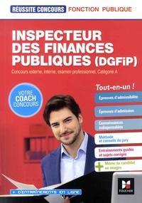Inspecteur des finances publiques (DGFIP) - Concours externe, interne, examen professionnel, Catégorie A.pdf