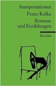 Michael Müller - Franz Kafka - Romane und Erzählungen.
