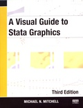 Michael N. Mitchell - A Visual Guide to Stata Graphics.