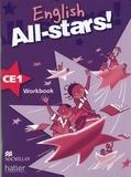 Michael Nama et Dorothy Forbin - Anglais CE1 English All-stars! - Workbook.
