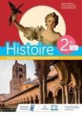 Michaël Navarro et Henri Simonneau - Histoire 2de.