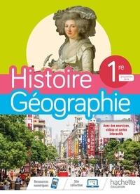 Michaël Navarro et Henri Simonneau - Histoire Géographie 1re.