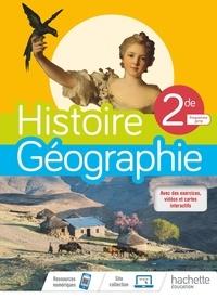 Michaël Navarro et Henri Simonneau - Histoire Géographie 2de.