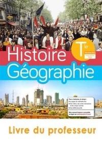 Michaël Navarro et Thomas Gangneux - Histoire-Géographie Tle compilation - Livre du professeur.