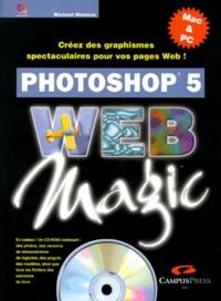 PHOTOSHOP 5 WEB MAGIC. Avec CD-ROM.pdf