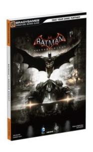 Michael Owen et Joe Epstein - Batman Arkham Knight.
