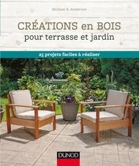 Coachingcorona.ch Créations en bois pour terrasse et jardin - 25 projets faciles à réaliser Image