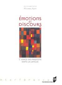 Emotions et discours - Lusage des passions dans la langue.pdf