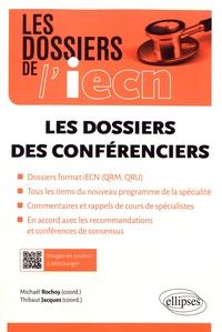 Michaël Rochoy et Thibaut Jacques - Les dossiers des conférenciers.