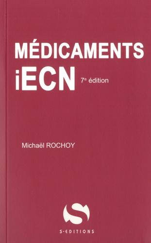 Michaël Rochoy - Médicaments aux ECN.