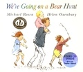 Michael Rosen et Helen Oxenbury - We're Going on a Bear Hunt. 1 CD audio