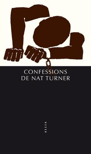 Michaël Roy - Confessions de Nat Turner - Suivi de Une révolte en noir et blanc.
