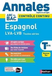 Michaël Salaün - Espagnol LVA-LVB Tle toutes séries.