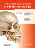 Michael Schuenke et Erik Schulte - Anatomie tête et cou en odontostomatologie.