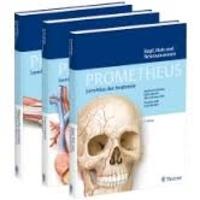 Michael Schünke et Erik Schulte - PROMETHEUS LernPaket Anatomie - Coffret en 3 volumes : Allgemeine Anatomie und Bewegungssystem ; Innere Organe ; Kopf, Hals und Neuroanatomie.