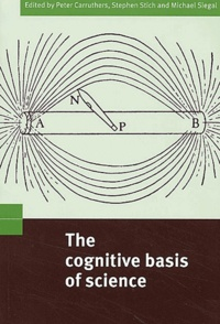 The cognitive basis of science.pdf