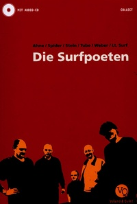 Michael Stein et  Collectif - Die Surfpoeten. 1 CD audio