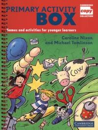 Michael Tomlinson et Caroline Nixon - Primary Activity Box.