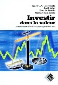 Checkpointfrance.fr Investir dans la valeur. De Benjamin Graham à Warren Buffett et au-delà Image