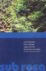 Michael Van den Abeele et Lara Almarcegui - .