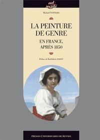 Michaël Vottero - La peinture de genre en France, après 1850.