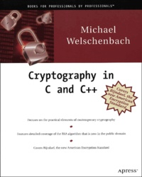 Cryptography in C and C++. - CD-ROM included.pdf