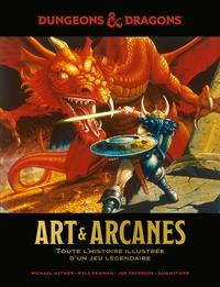 Deedr.fr Dungeons & Dragons Art & Arcanes - Toute l'histoire illustrée d'un jeu légendaire Image
